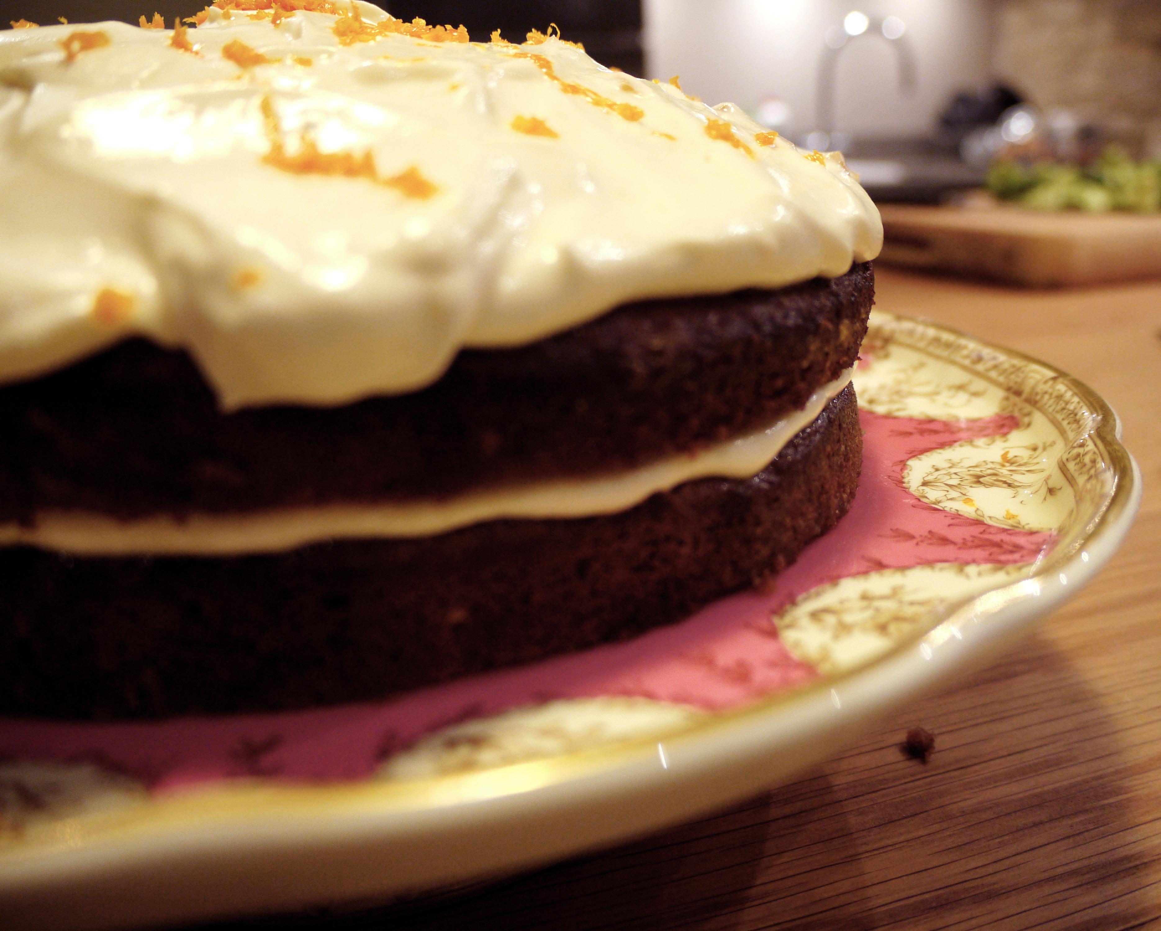 Marmalade Loaf Cake Recipes: Gluts & Gluttony