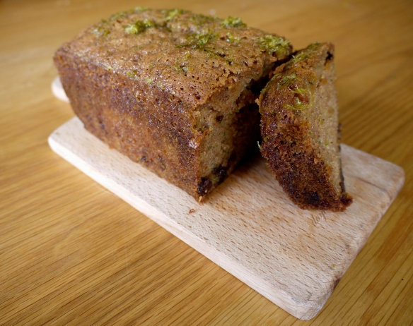 courgette lime cake