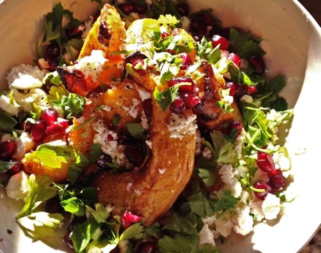 squash salad IMG_2190